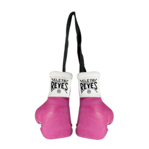 Cleto Reyes Miniature Glove Pair Pink