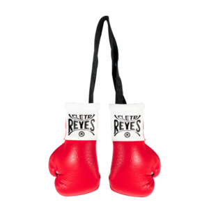 Cleto Reyes Miniature Glove Pair Red