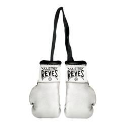 Cleto Reyes Miniature Glove Pair Silver