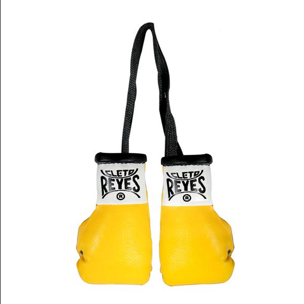 Cleto Reyes Miniature Glove Pair Yellow