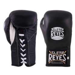 Cleto Reyes Official Safetec Gloves Black