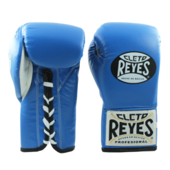 Cleto Reyes Official Safetec Gloves Blue