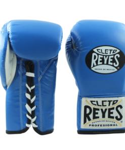Cleto Reyes Official Safetec Gloves Blue