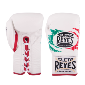 Cleto Reyes Official Safetec Gloves Mexican Flag