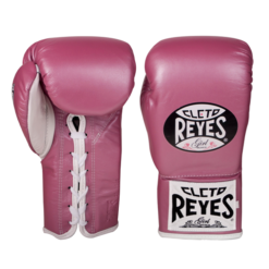 Cleto Reyes Official Safetec Gloves Pink