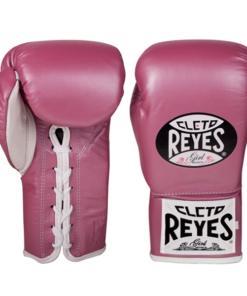 Cleto Reyes Official Safetec Gloves Pink