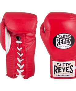 Cleto Reyes Official Safetec Gloves Red