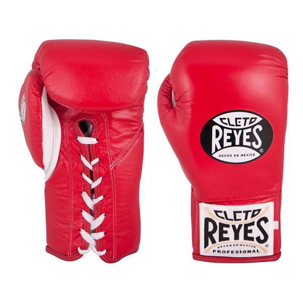 Cleto Reyes Official Safetec Gloves Red