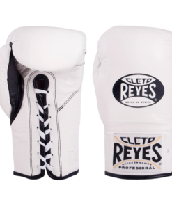 Cleto Reyes Official Safetec Gloves White