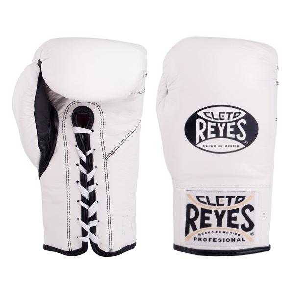 Cleto Reyes Official Safetec Gloves White