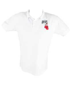 Cleto Reyes Polo Shirt White