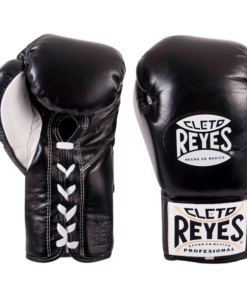 Cleto Reyes Professional Fights Boxing Gloves Black