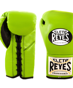 Cleto Reyes Professional Fights Boxing Gloves Citrus Green