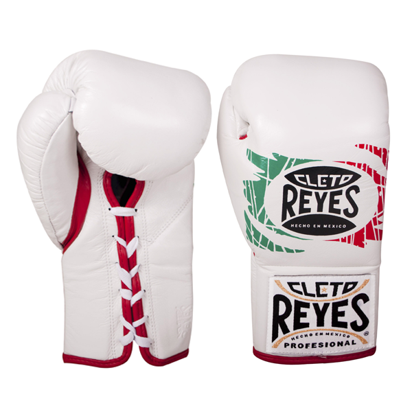 Cleto Reyes Professional Fights Boxing Gloves Mexico