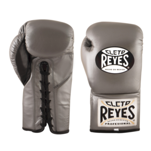 Cleto Reyes Professional Fights Boxing Gloves Titanium