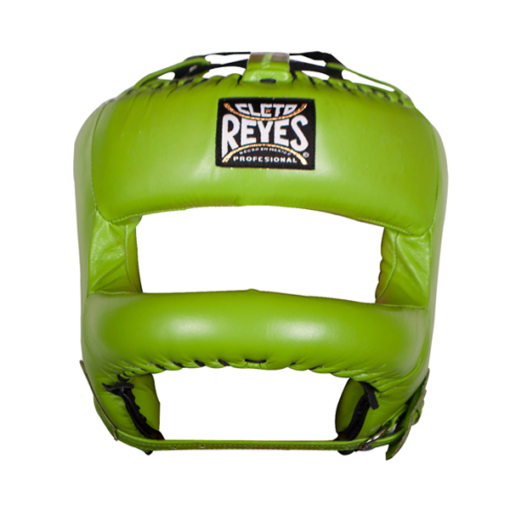 Cleto Reyes Redesigned Face Bar Headgear Citrus Green