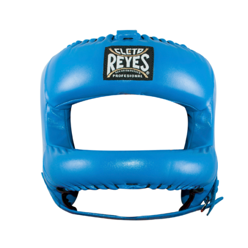 Cleto Reyes Redesigned Face Bar Headgear Electric Blue