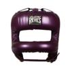 Cleto Reyes Redesigned Face Bar Headgear Metallic Purple