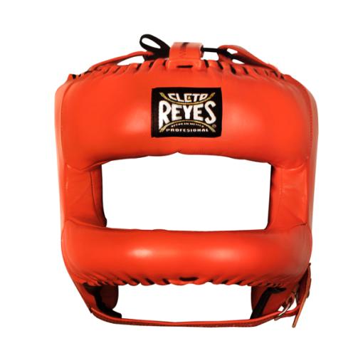 Cleto Reyes Redesigned Face Bar Headgear Tiger Orange