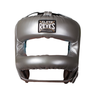 Cleto Reyes Redesigned Face Bar Headgear Titanium