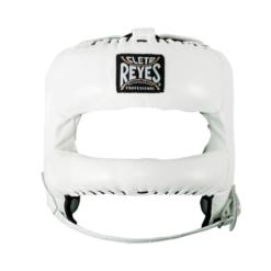 Cleto Reyes Redesigned Face Bar Headgear White