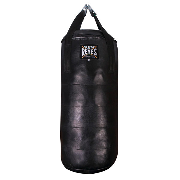 Cleto Reyes Small Leather Heavy Bag