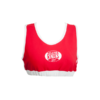 Cleto Reyes Top with Protector for Woman Red