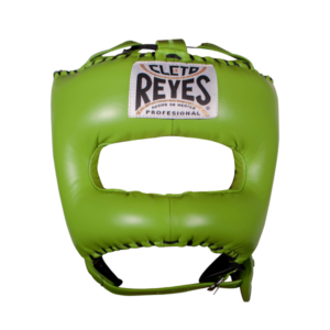 Cleto Reyes Traditional Face Bar Headgear Citrus Green