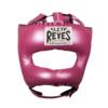 Cleto Reyes Traditional Face Bar Headgear Metallic Pink