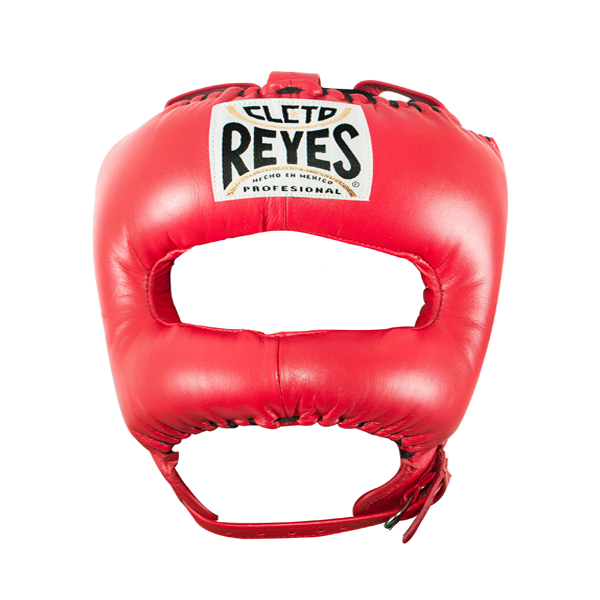 Cleto Reyes Traditional Face Bar Headgear Red
