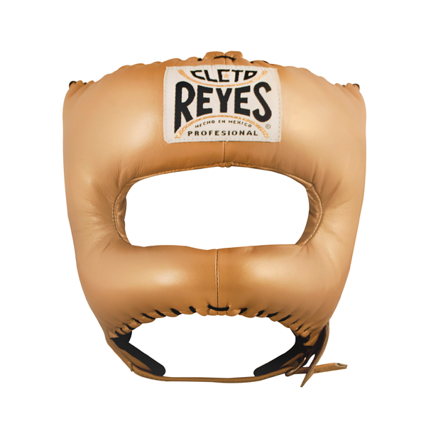 Cleto Reyes Traditional Face Bar Headgear Solid Gold