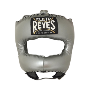 Cleto Reyes Traditional Face Bar Headgear Titanium