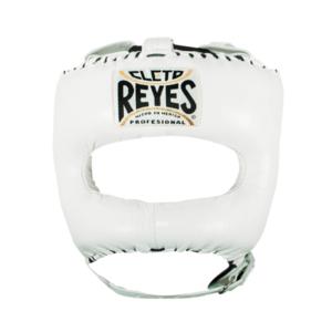 Cleto Reyes Traditional Face Bar Headgear White