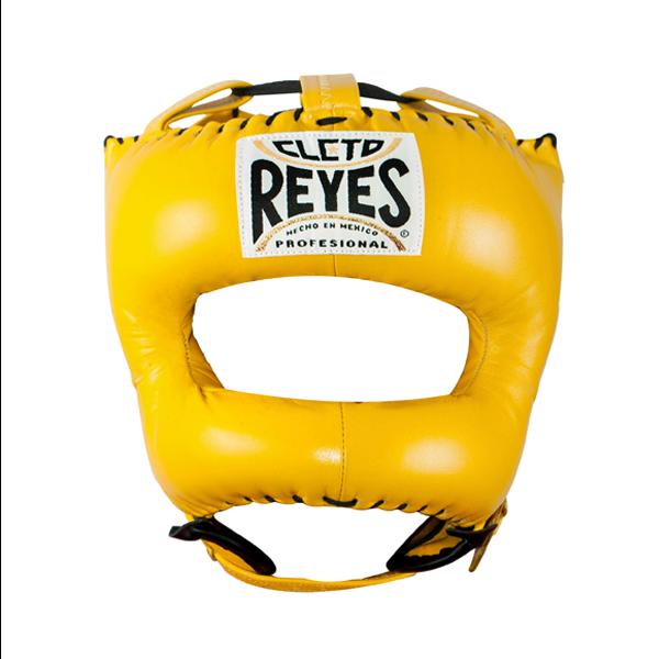 Cleto Reyes Traditional Face Bar Headgear Yellow