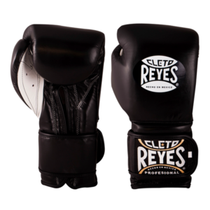 Cleto Reyes Training Gloves with Velcro Closure Black