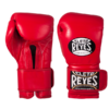 Cleto Reyes Training Gloves with Hook and Loop Closure - Classic Red