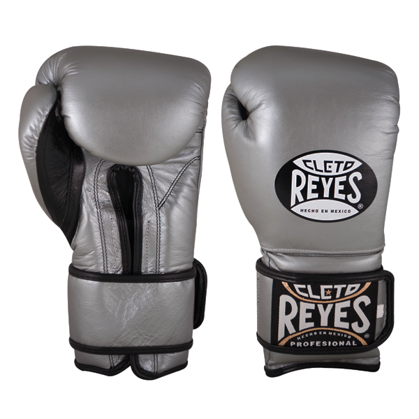 Cleto Reyes Training Gloves with Velcro Closure Titanium