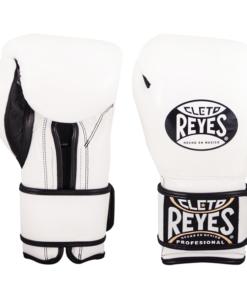 Cleto Reyes Training Gloves with Velcro Closure White