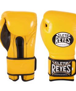 Cleto Reyes Training Gloves with Velcro Closure Yellow