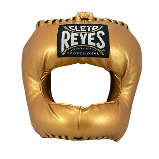 Cleto Reyes Traditional Headgear - Solid Gold