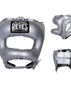 Cleto Reyes Traditional Face Bar Headgear Silver Bullet