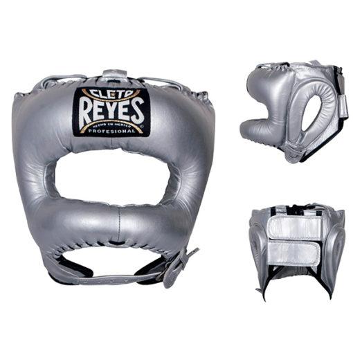 Cleto Reyes Traditional Face Bar Headgear Silver Bullet