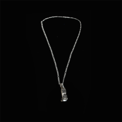 Cleto Reyes Silver Chain Necklace