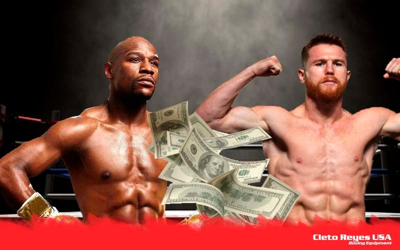 5 MOST SELLING FIGHTS IN HISTORY