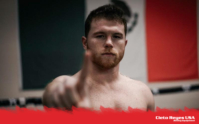 CANELO ALVAREZ WANTS TO STOP HATE AND FIGHT WITH KOVALEV TAKES STRENGTH