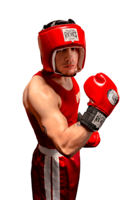 Cleto Reyes Amateur boxeador