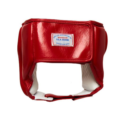 Cleto Reyes Amateur Headgear Classic Red