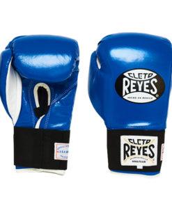 Cleto Reyes Amateur Gloves Electric Blue