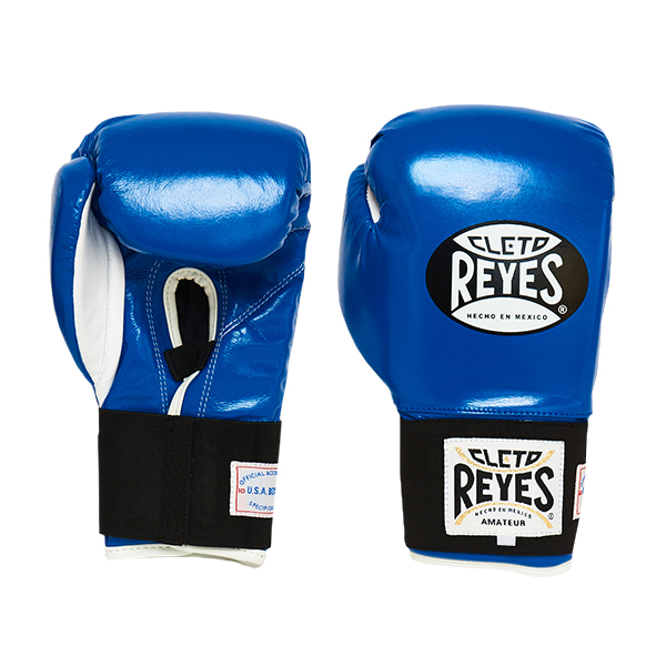 Cleto Reyes Amateur Gloves Electric Blue