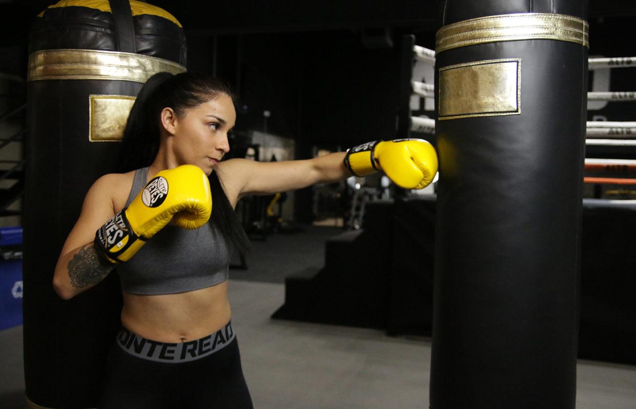Training Cleto Reyes Women